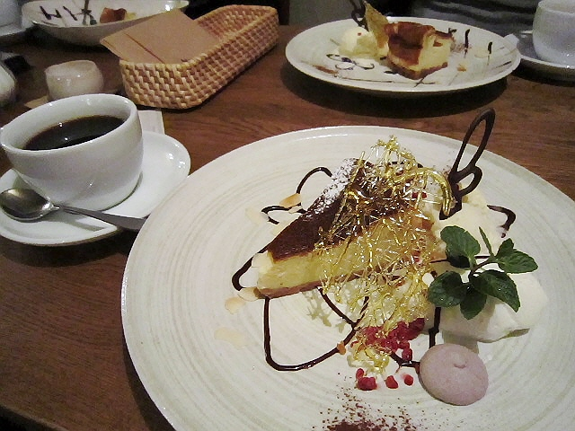 岡本でカフェ巡り☆お茶とケーキ編