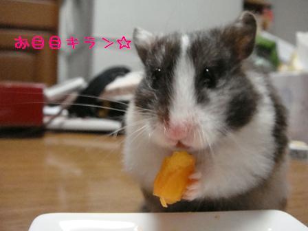 お目目キラン☆