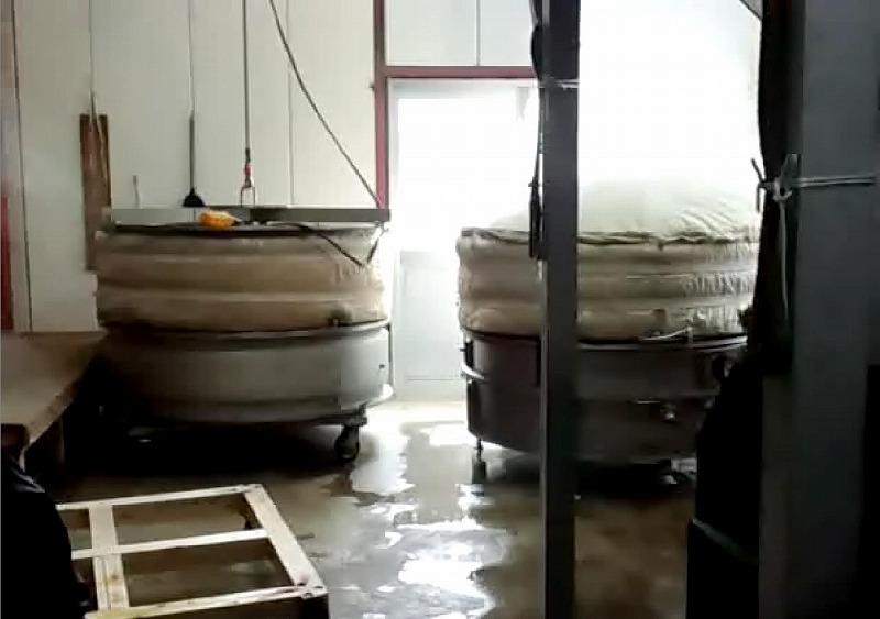 s-蒸し器