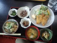 牡蠣づくし定食2
