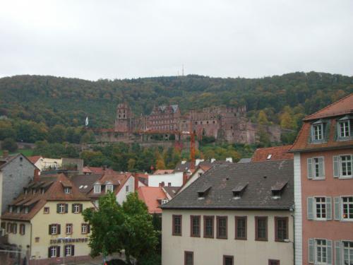 ドイツ ハイデルベルク城