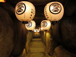 宮地嶽神社 石室
