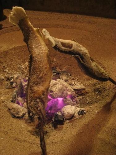鶴の湯 食事