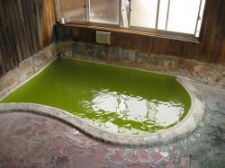 石塚旅館 小内風呂