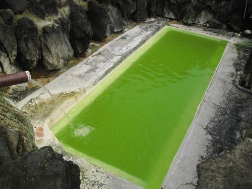 石塚旅館 混浴露天風呂