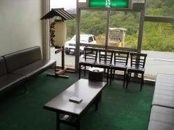 石塚旅館 休憩所