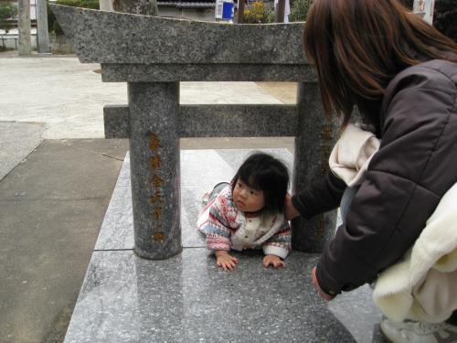 粟嶋神社(あわしまじんじゃ)