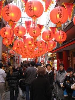 長崎ランタンフェスティバル(長崎ランタン祭り)