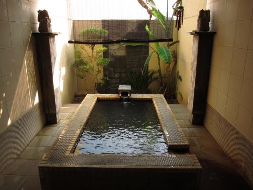 月のホタル 温泉