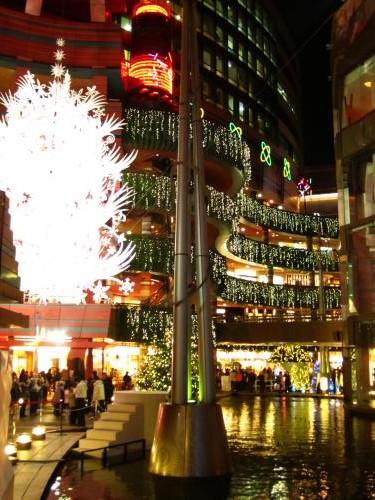 キャナルシティ- クリスマス