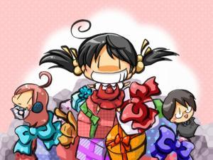 ユキ・ミキ・テル お誕生日おめでとう