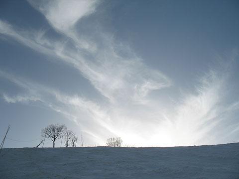 さよなら冬の日