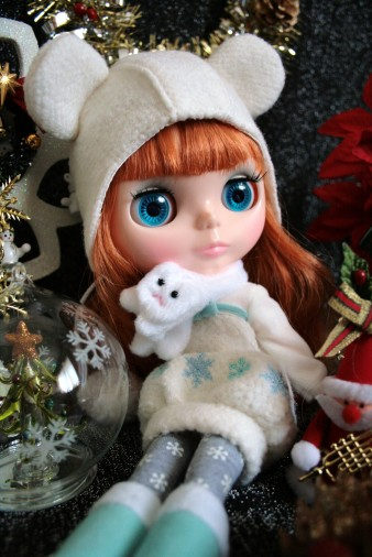 クリスマスブルー