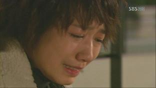 最後の泣くミナム