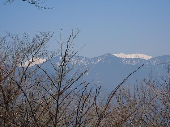 聖と赤石岳