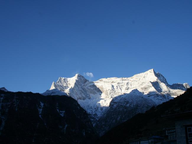 ボデコシ峰