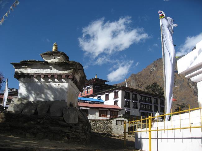 タンボチェ寺院