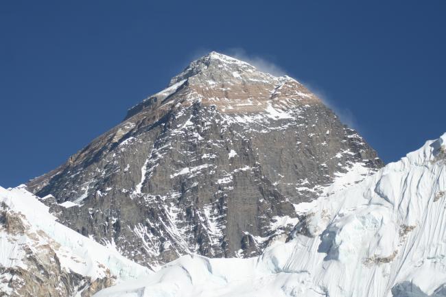エベレスト南壁
