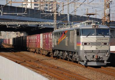 2095レ EF510-510+コキ