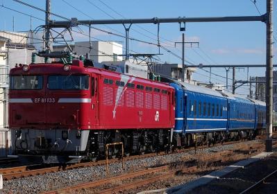 配9127レ EF81 133+14系3B