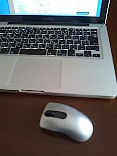 コードレスマウス