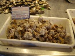 サンジュセップ市場スペイン2