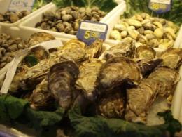 サンジュセップ市場スペイン1