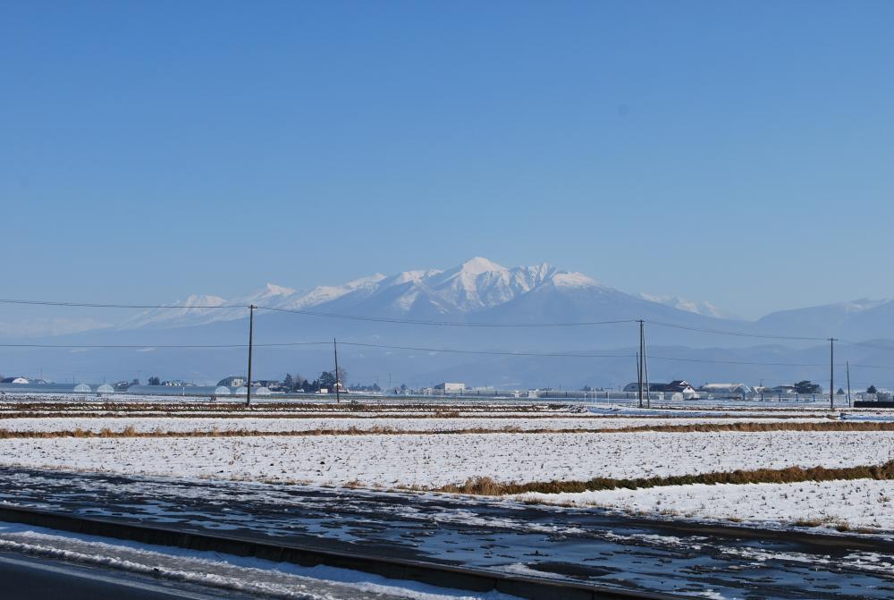 2010.12.2の富良野岳とか