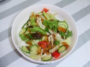 いかくんサラダ