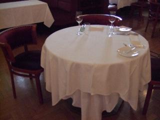 はじめレストラン 席