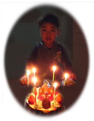 お誕生日イブイブ2009ー01