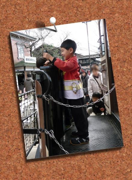 映太秦映画村2011-チンチン電車 02