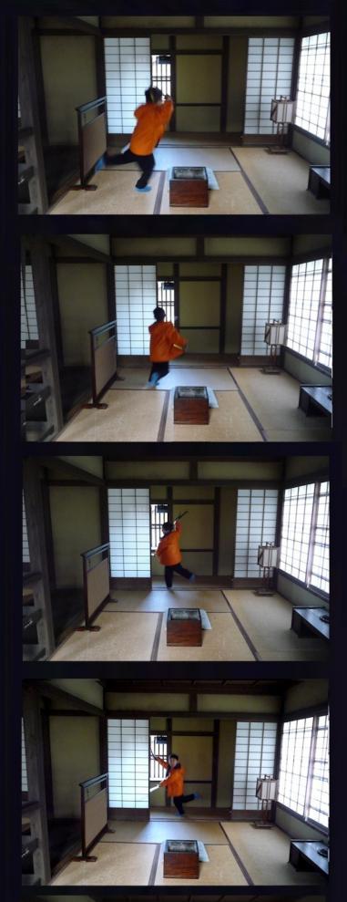 太秦映画村2011-村の中ー池田屋02