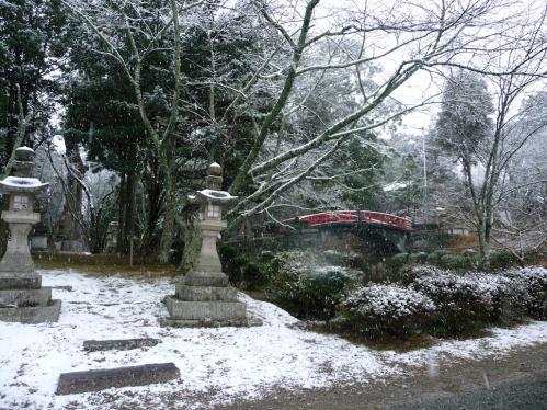 雪景色の伊太祁曽神社2011.02.11-03