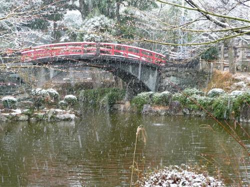 雪景色の伊太祁曽神社2011.02.11-04