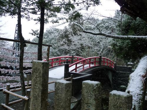 雪景色の伊太祁曽神社2011.02.11-11