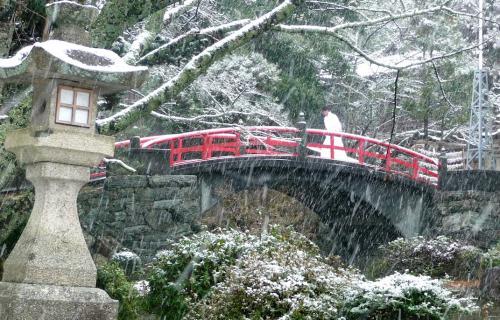 雪景色の伊太祁曽神社2011.02.11-16