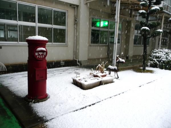 今年のバレンタインは大雪で‥‥01
