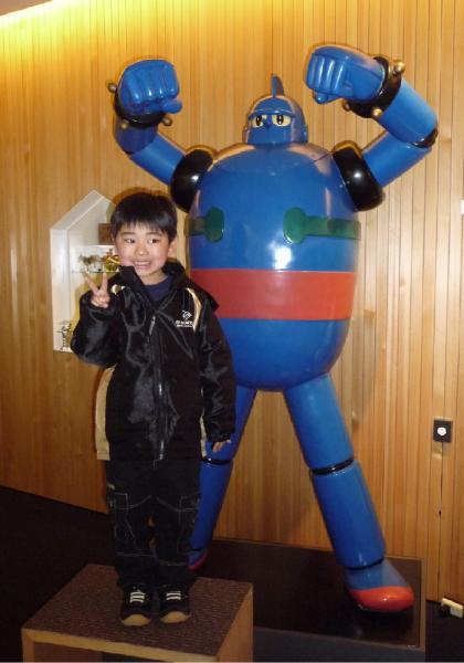 鉄人28号と2011,02,13