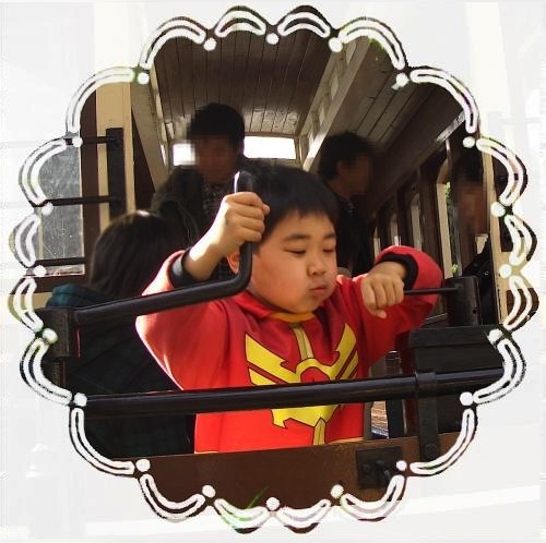 映太秦映画村2011-チンチン電車 03