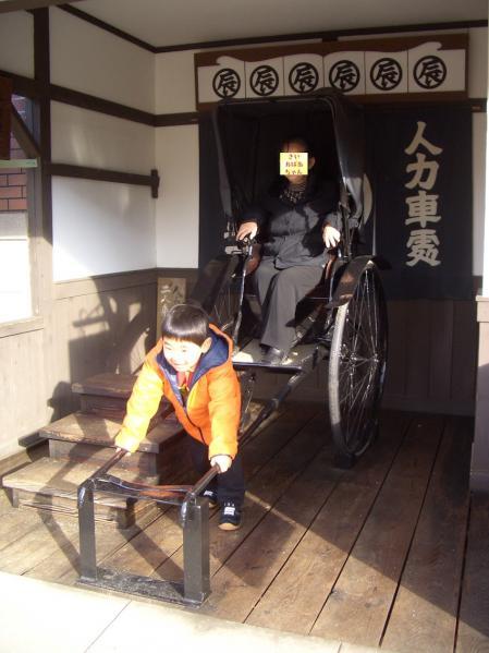 映太秦映画村2011-人力車01
