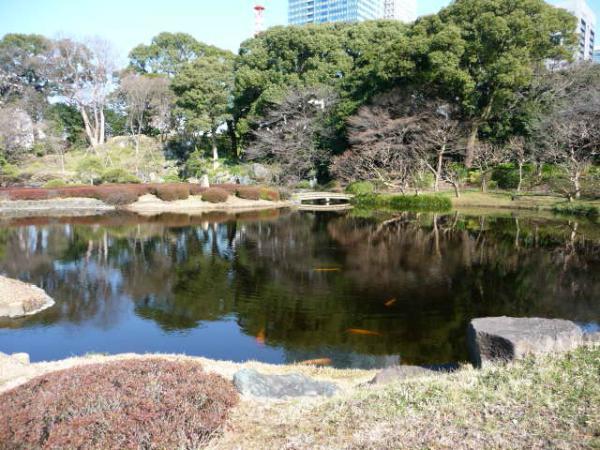 2010.2.20-東京ぶらりひとり旅005~東御苑037~二の丸庭園10