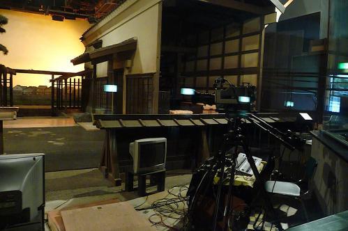 太秦映画村2011-村の中ースタジオパークの中01