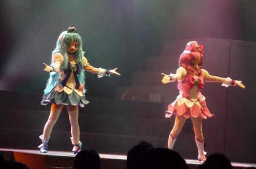 映太秦映画村2011-スーパーヒーローダンス01