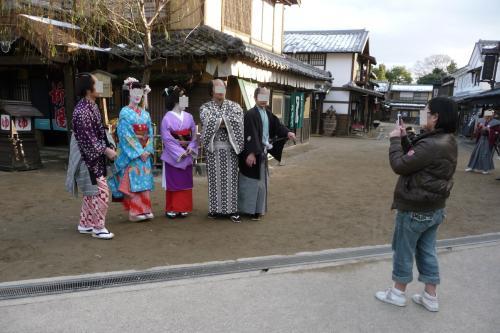 映太秦映画村2011-忍者の弟子?04