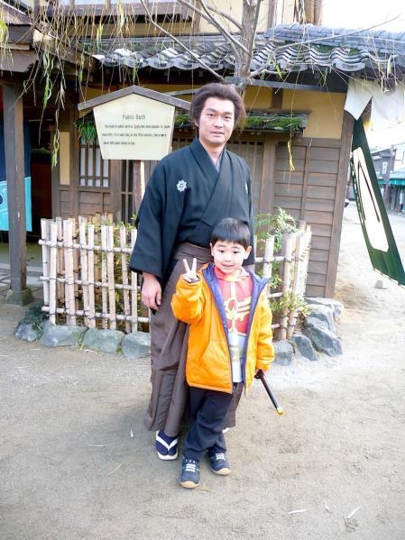 映太秦映画村2011-坂本龍馬と!