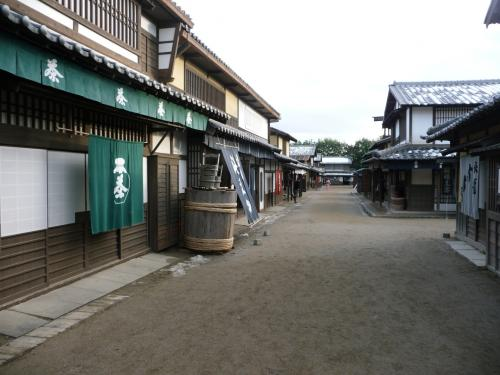 映太秦映画村2011-町並み01