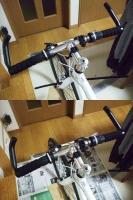 ハンドル切り before-after