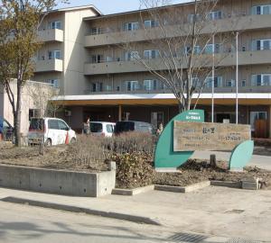 三本塚特養建物