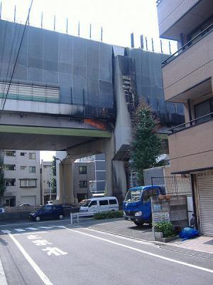 2008年熊野町ジャンクション火災事故